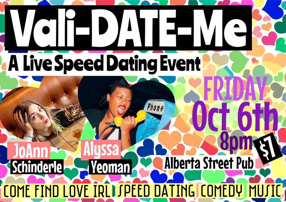 1 live speed dating