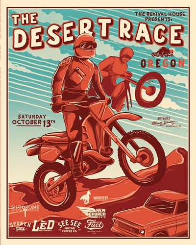 the wild west of motorcycle racing