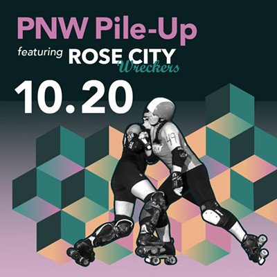 10 20 roller derby tournament rose city wreckers vs special guests