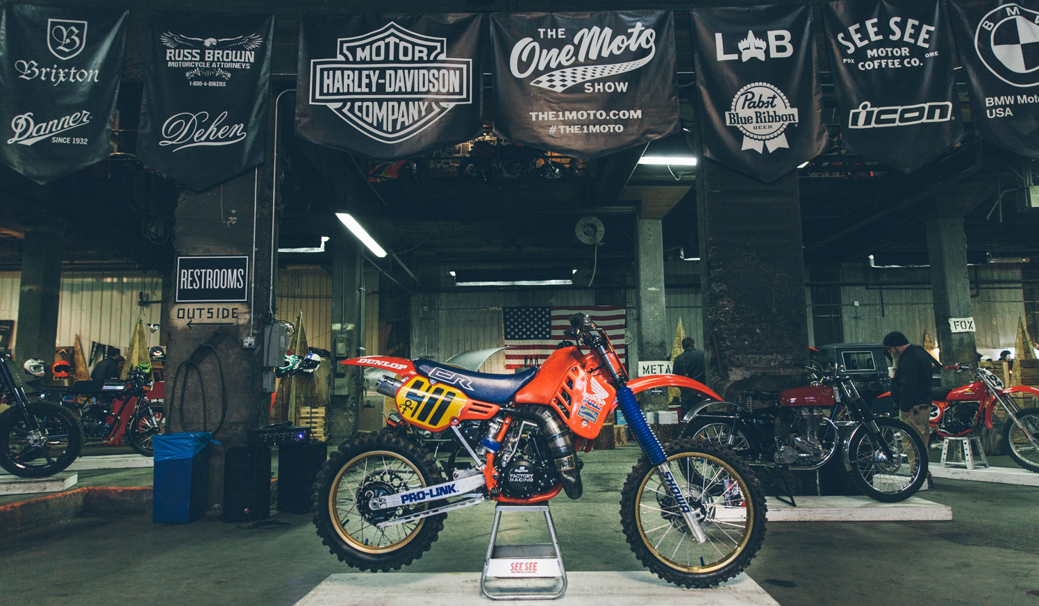 Harley Davidson Portland >> The 2018 One Motorcycle Show Tickets The Pickle Factory