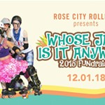 12/1+Rose+City+Rollers+%22Whose+Jam+Is+It+Anyway%3F%21%22+Roller+Derby+Bout%21