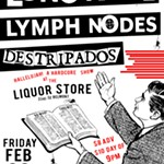 Long+Knife+with+Lymphnodes+and+Destripados+at+the+Liquor+Store